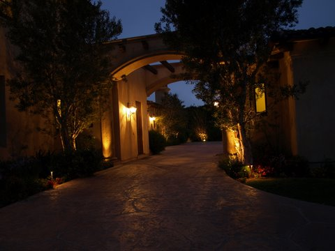 Hidden Hills Exterior Lighting Modern Outdoor  Lighting