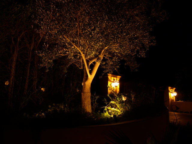 Hidden Hills Exterior Lighting