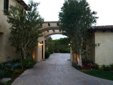 Hidden Hills Exterior Lighting Landscape Lighting
